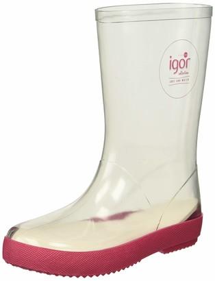 Igor Girls' Splash Cristal Rain Boot