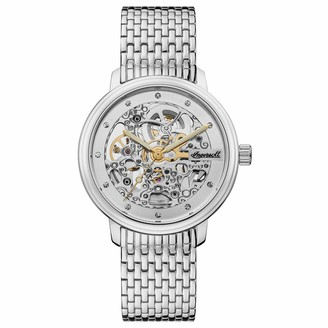 Ingersoll The Crown Ladies Automatic Watch I06101 with a Stainless Steel case and Stainless Steel Bracelet