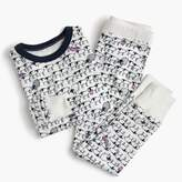 J.Crew Kids' pajama set in sheep