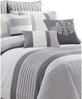 Safdie & Co. Kane 300-Thread Count 7-Piece Comforter Set