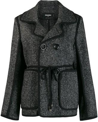 DSQUARED2 Tie Waist Jacket