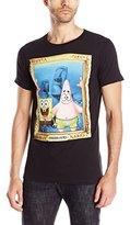 Nickelodeon SpongeBob Squarepants Men's Spongebob and Patrick T-Shirt