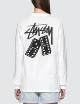 Stussy Dominos L/S T-Shirt