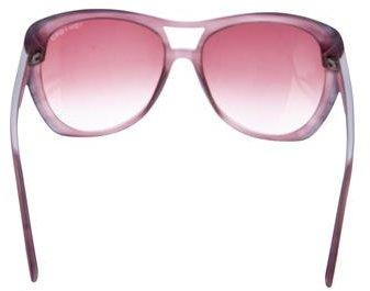 Tom Ford Claudette Cat-Eye Sunglasses