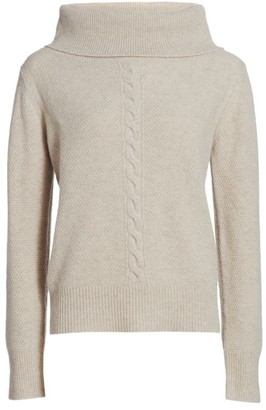 Max Mara Nettare Cashmere Turtleneck Sweater