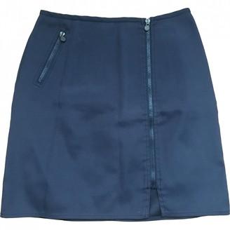 Fendi Black Polyester Skirts