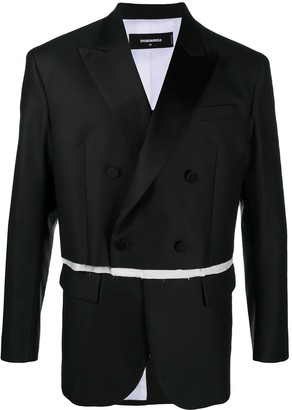 DSQUARED2 Two-Layer Blazer
