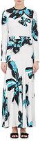 Cédric Charlier Women's Floral Maxi Dress