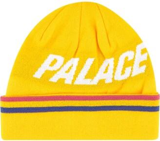 Palace Ferghouse logo beanie