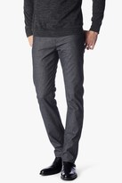 7 For All Mankind Slimmy Slim With Clean Pocket In Indigo Brushed Melange