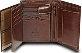 Visconti Luxury Leather 8 Card Multi-Function Wallet Mz-3 - Proven Best Seller !