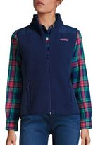 Vineyard Vines Sea View Sherpa Vest