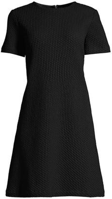 Eileen Fisher Tonal Texture Dress