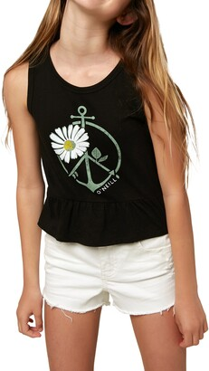 O'Neill Kids' Peace and Surf Graphic Tank