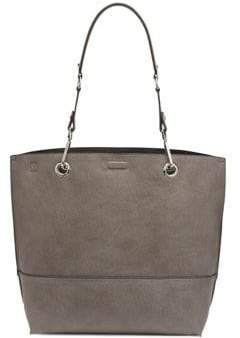 Calvin Klein Sonoma Faux Leather Tote With Pouch
