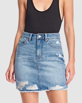 RES Denim Rebel Skirt