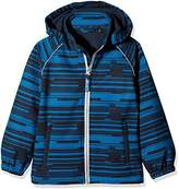 Name It Baby Boys' Nitalfa Softshell Mesh Mz Fo Waterproof Jacket