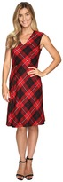 Pendleton Natalie Plaid Dress