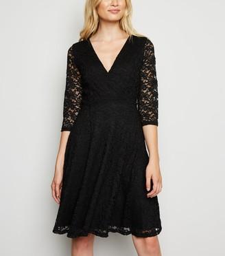 New Look Mela Lace Mini Dress