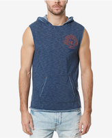 Buffalo David Bitton Men's Soundwave Sleeveless Hoodie