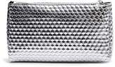 Forever 21 Metallic Geo Makeup Bag