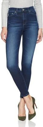 AG Jeans Women's Mila High-Rise Skinny Ankle