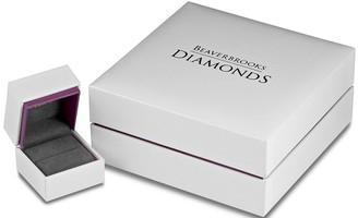 Beaverbrooks Platinum Diamond Solitaire Ring