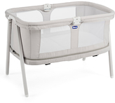 Chicco Lullago Zip Travel Crib, Grey