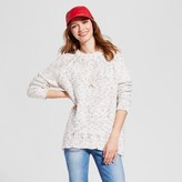 Mossimo Women's Chunky Cable Pullover Sweater
