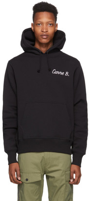 Carne Bollente Black The Tiger And The Fury Hoodie