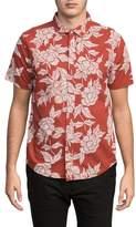 RVCA Bora Floral Woven Shirt