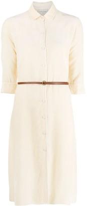 Forte Forte Velvet Shirt Dress