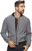 Marc Anthony Men's Slim-Fit Marled Windbreaker Jacket