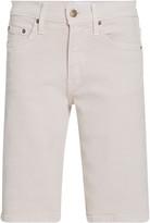 Nanushka Kiki Stretch-Denim Bermuda Shorts