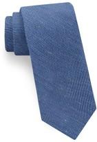 Ted Baker Men's Textured Linen & Silk Tie