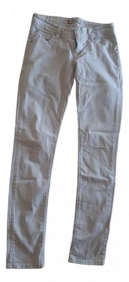 Levi's White Denim - Jeans Jeans