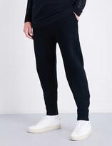 Helmut Lang Ottoman cotton-blend jogging bottoms