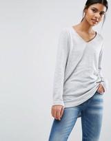 Vila Long Knit Sweater