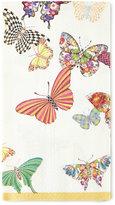 Mackenzie Childs MacKenzie-Childs Butterfly Garden Guest Napkins