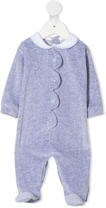 Siola Scalloped Pajamas