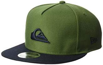 Quiksilver Men's STUCKLES SNAP Trucker HAT
