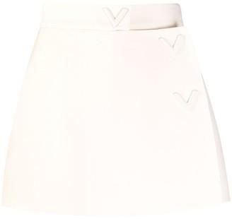 Valentino V detail culottes