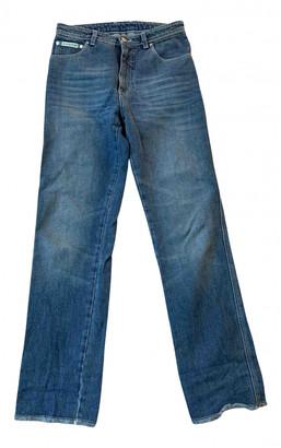 ALEXACHUNG Alexa Chung Blue Denim - Jeans Jeans