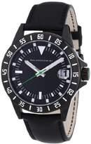 HUGO BOSS Baldessarini Men's Quartz Watch DUB Y8032W/20/00 with Leather Strap
