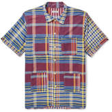 Engineered Garments Checked Cotton Shirt
