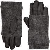 Pieces Women's Pcpatty Leather Gloves
