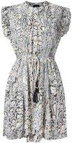 Just Cavalli - mini-robe imprimée -