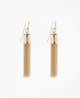 Brooks Brothers Tassel Drop Earrings