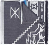 Kenzo Himalayan Tiger scarf