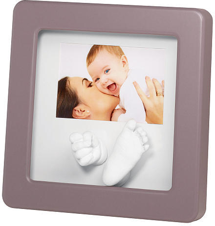 Safety 1st Baby Art Contemporary Photo Sculpture Frame